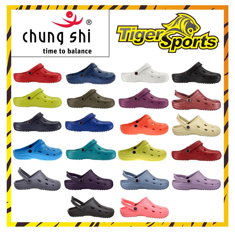 Chung Shi DUX große Farbauswahl Clogs Sandalen Hausschuhe Gr.: 36 49