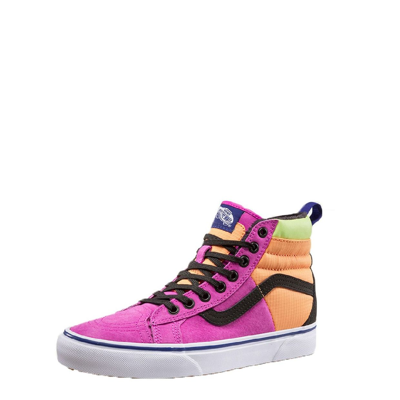 Vans SK8-Hi 46 MTE DX Sneaker Gefütterte Schuhe Leder Unisex Schuhe HW18